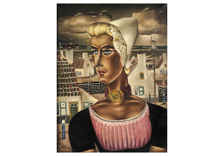 Reimond Kimpe - Zeeuws Veilinghuis - Schilderijen