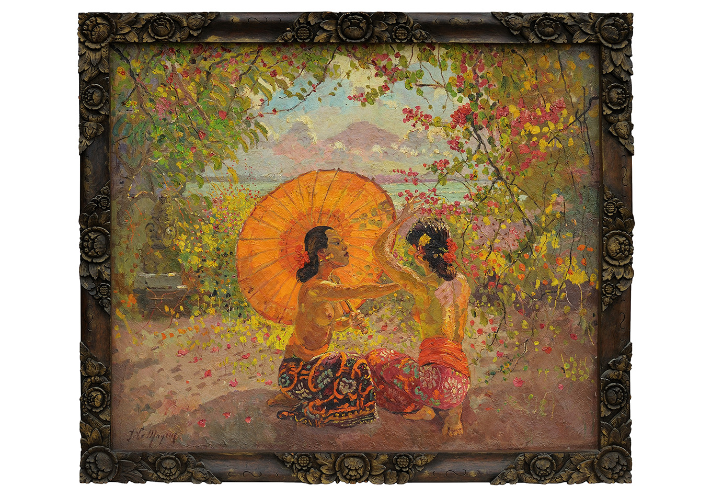 Le Mayeur de Merprès - Zeeuws Veilinghuis - Indonesian Art