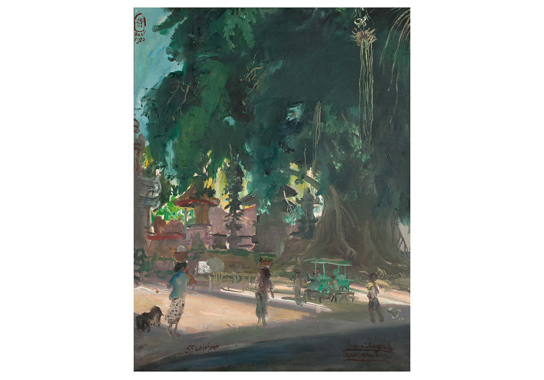 Sudjojono - Zeeuws Veilinghuis - Indonesian Art